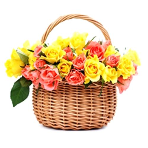 Beautiful Flower Basket