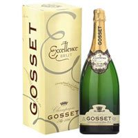 Highly Rated Bon Appetit Wine Gift Box with a Champagne Brut Excellence