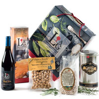 Remarkable Afternoon Delight Gift Hamper of Goodies