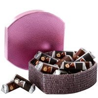 Crunchy Worlds Famous Chocolate Assortment