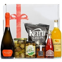 Welcoming Silent Night Festive Gift Hamper