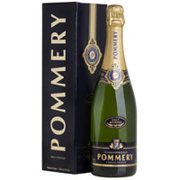 Pungent Arrangement of Pommery Brut Apanage Champagne (75 cl.) in Box