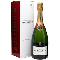 Ripe Brut Special Cuvee Astucciato Bollinger Champagne 75 cl. for Someone Special