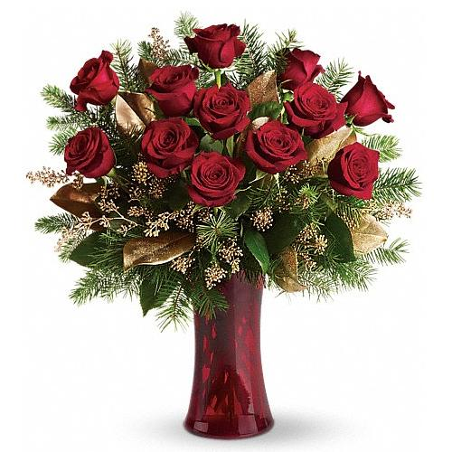 Romentic Red Roses