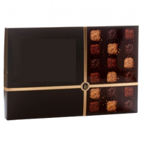 Delicious Mixed Collection of Venchi Chocaviar Chocolates