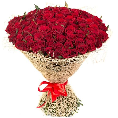 Stunning Gift of Ultimate Roses Bouquet