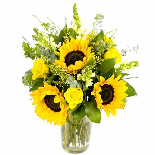Sensational Personal Touch Bouquet of Mixed Flowers