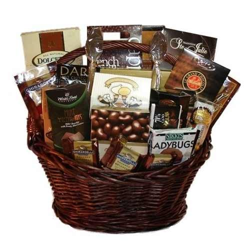 Extraordinary Treat to Savor Festive Gift Basket