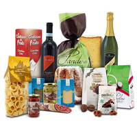 Wonderful Stylish Indulgence Gift Basket<br>