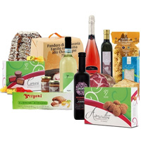 Alluring All Things Aussie Full of Treats Gift Basket<br>