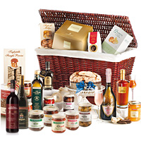 Precious Everything But The Wine Festive Gift Basket<br>