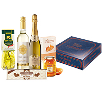 Graceful Dine N Wine Classic Gift Hamper<br>