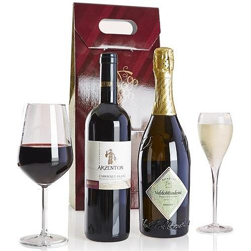Delightful Connoisseur Collection Wine Gift Hamper