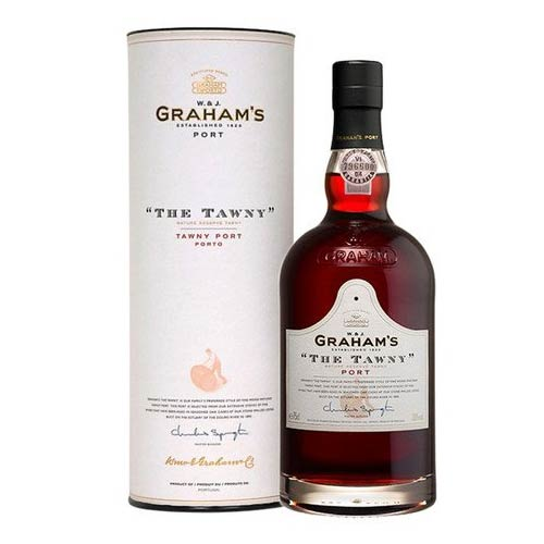 Port The Tawny W.  n  J. Grahams