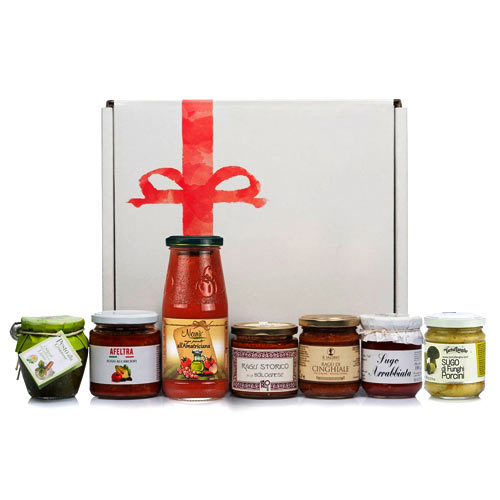 Brilliant Traditional Sauces Gift
