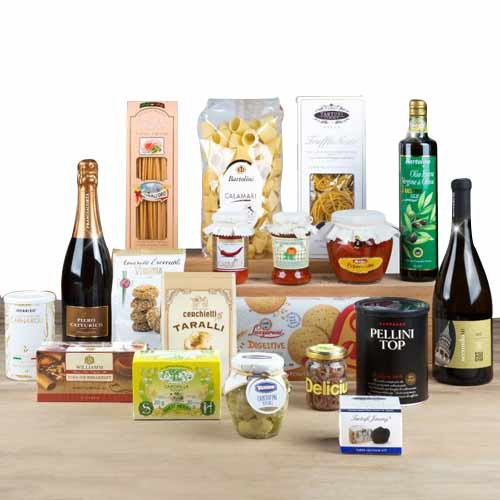 Exceptional Christmas Time Chocolaty Hamper