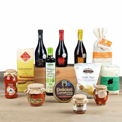 Excellent Grand Christmas Hamper