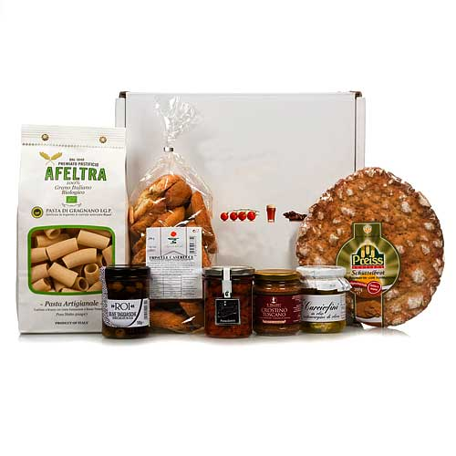 Eye-Catching Christmas Delight Gift Hamper