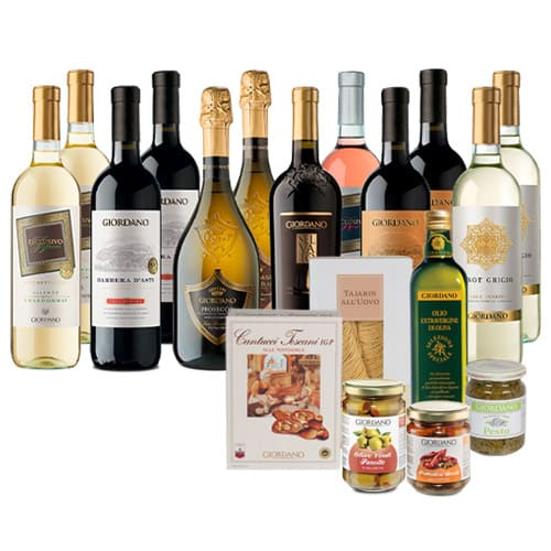 Wine Lover�s Christmas Gift Hamper
