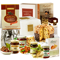 Festive Hamper of Gourmet Delicacies