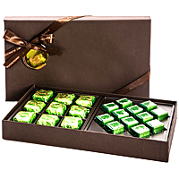 Amazing Package of Pistachio Chocolates