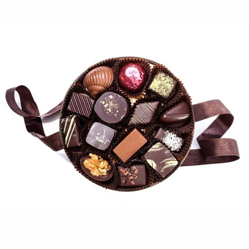 Ideal Gift of Chocolate Hatbox