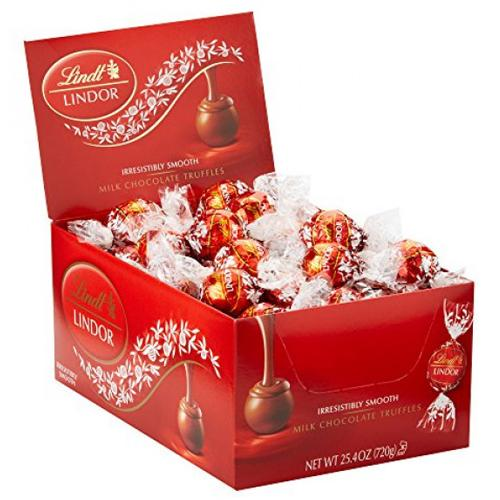 Lindt Lindor Chocolate Tin