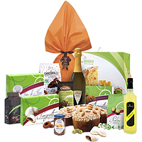 Delectable Gourmet Snacks N Wine Gift Hamper