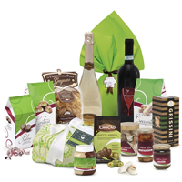Delighted Treat Gift Basket <br>