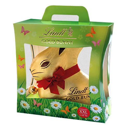 Easter Sweet Gold Bunny Chocolate