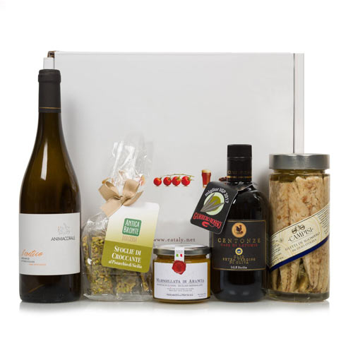 Exquisite Gourmet Treat Gift Hamper for Easter