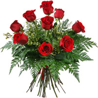 19 Red Roses Bouquet