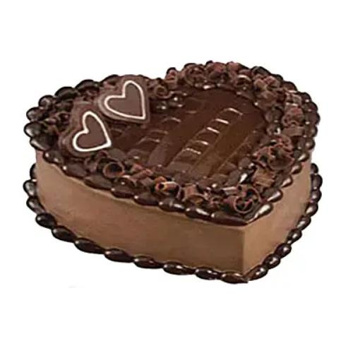 Voluptuous Heart Cake